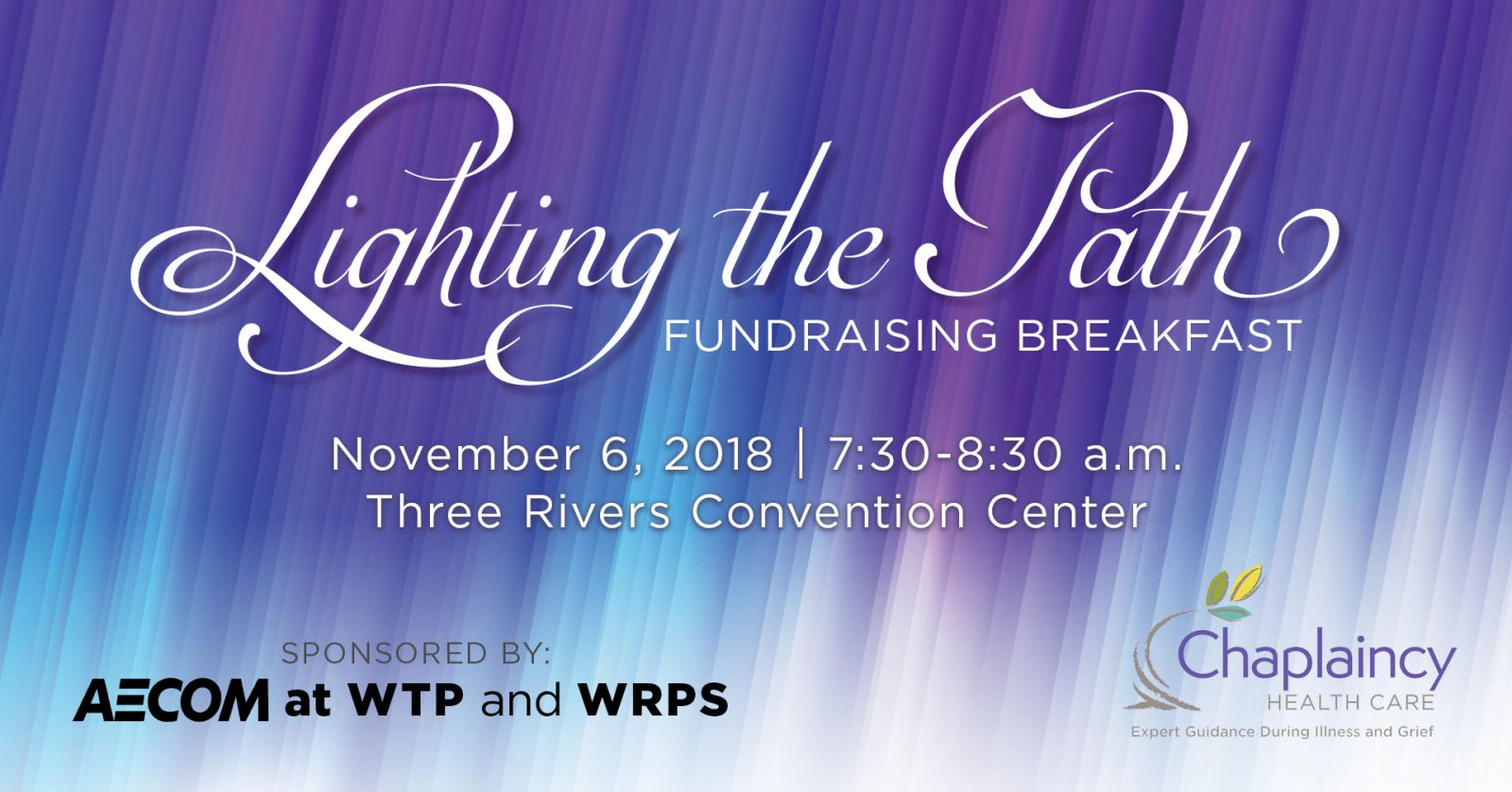 Lighting the Path Fundraising Breakfast
