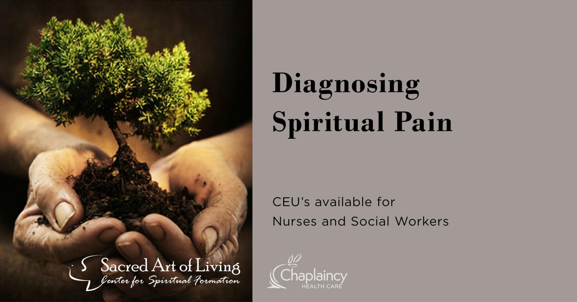 Diagnosing Spiritual Pain | Unit 2