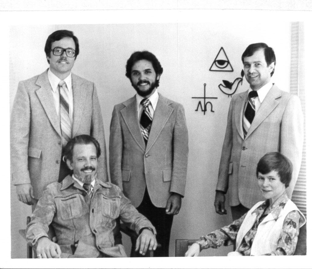 1978 Staff photo