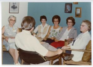 Widow Support Group, TCC,